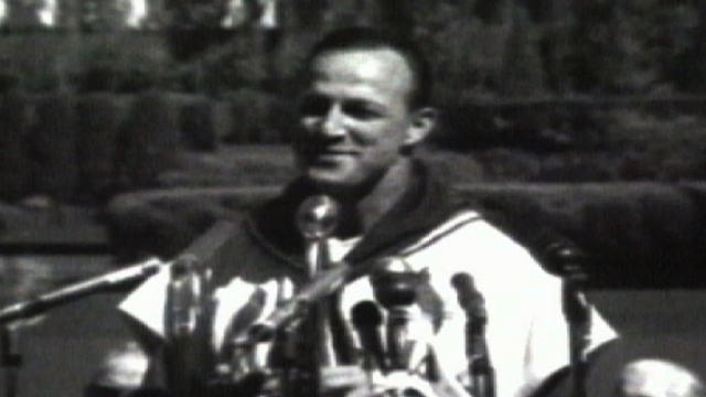 Musial was quite The Man on, off the field