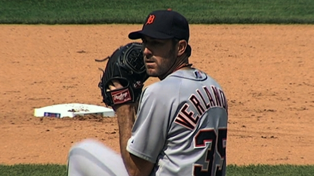 Verlander reports after spin around Pebble Beach