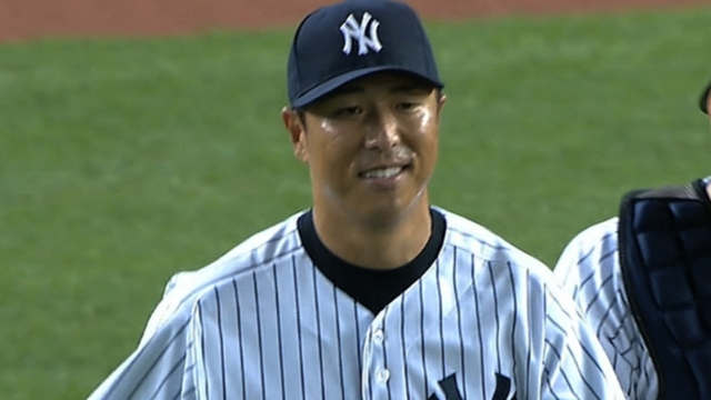 Kuroda: 'Good decision' returning to Yankees