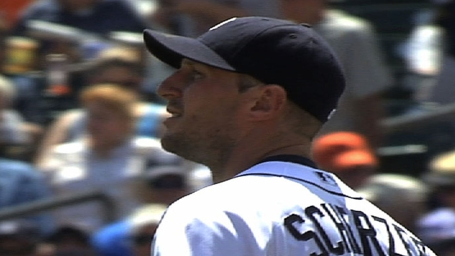 Scherzer solid before Tigers rally past Nats