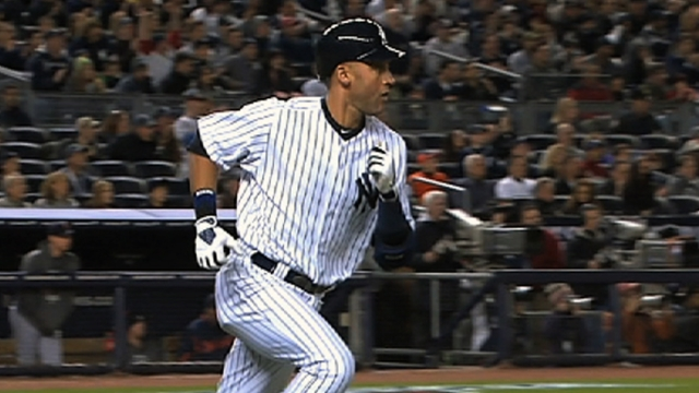 Jeter essentially starting Spring Training over