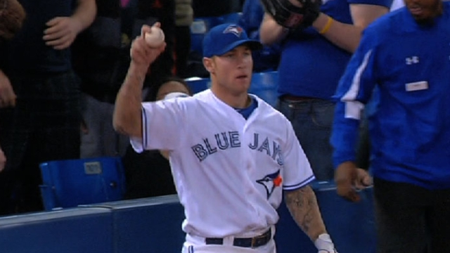 Blue Jays open to playing Lawrie at second base