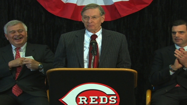 Wish granted: Reds to host 2015 All-Star Game