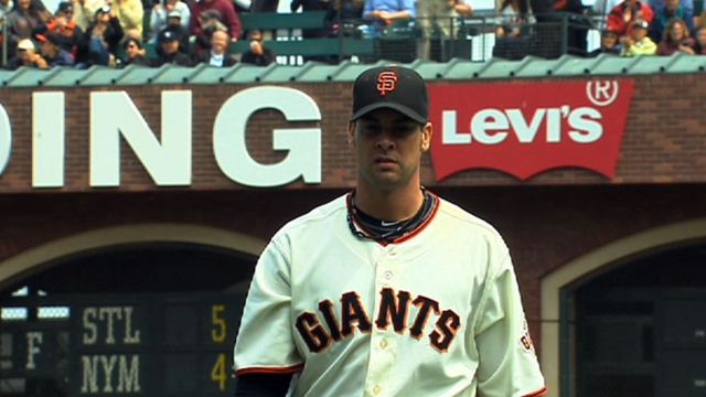 At peak of career, Vogelsong takes nothing for granted