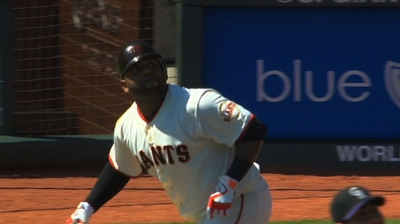 Cranky elbow halts Sandoval's throwing session