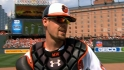 Outlook: Wieters, C, BAL
