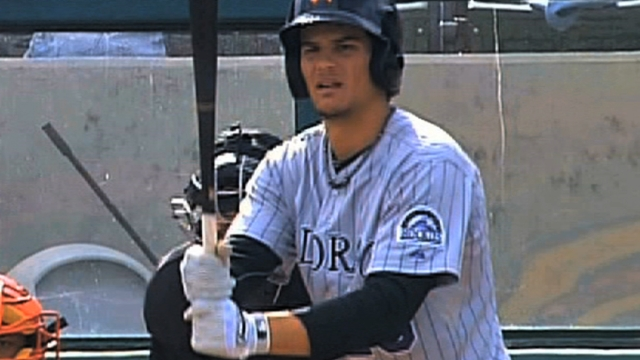 Arenado off to fast start at Triple-A