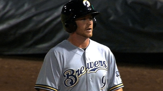 Morris among latest cut from Brewers camp
