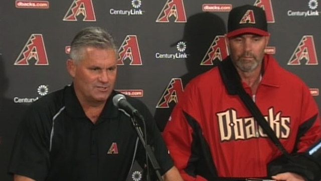 D-backs' moves give Gibson more flexibility