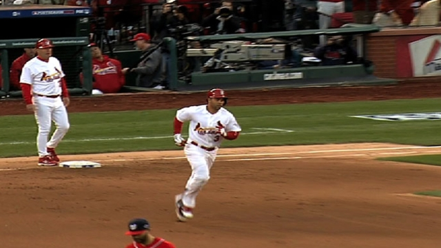 Cardinals counting on production from outfielders
