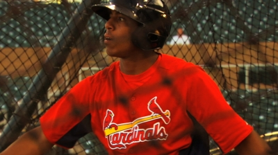 Cards well represented among game's top prospects