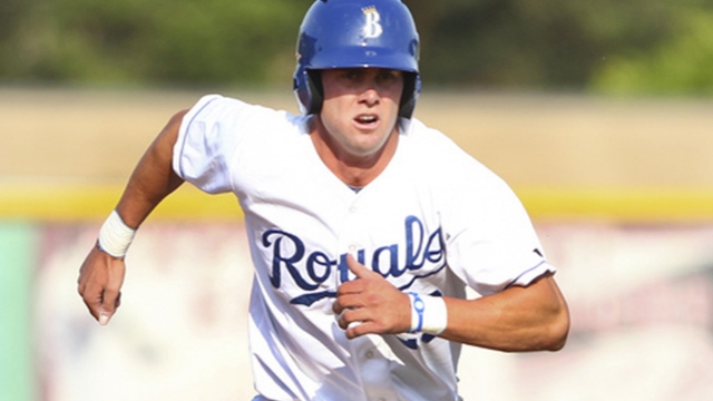 Despite deals, Royals' farm system still loaded