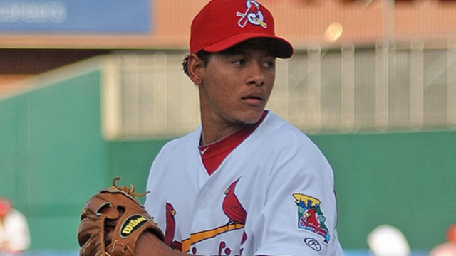 No. 3 prospect Martinez to start Minor League season
