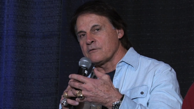 La Russa recalls camaraderie of '83 club