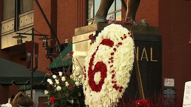 Musial's life and career honored in memorial service
