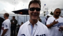 Mattingly at Dodgers FanFest