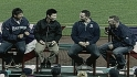Iwakuma, Ryan, and Wells on 2013
