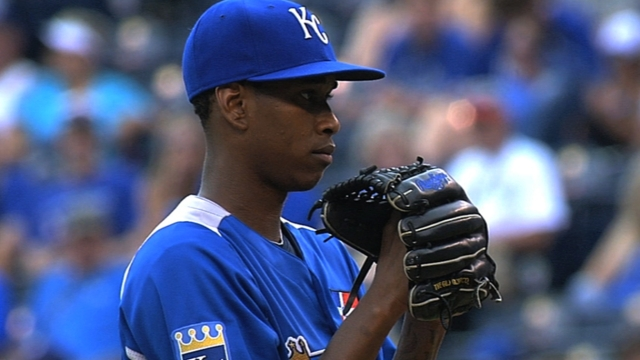 Adams, Ventura earn Royals' Minor League awards