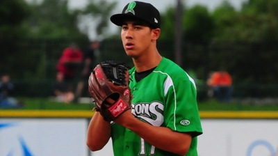 Top prospects getting late-season tests