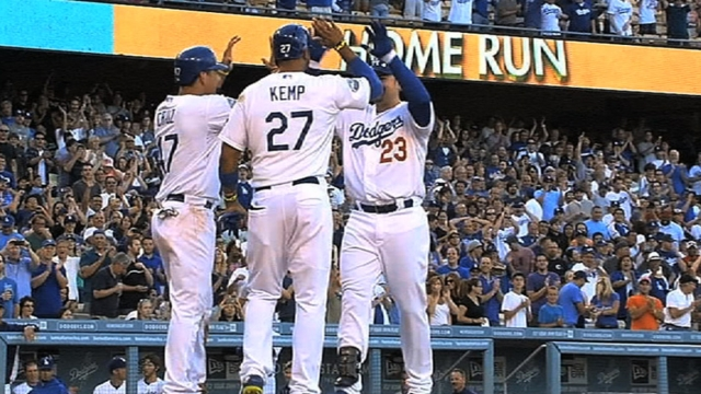 Dodgers to launch network with Time Warner TV deal