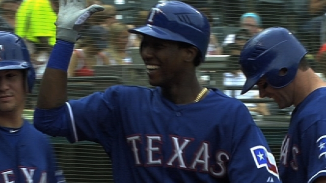 Rangers have six of game's Top 100 Prospects