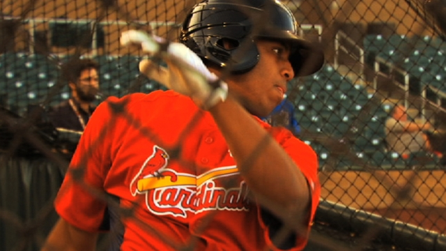 Taveras ranked No. 3 among Top 100 Prospects
