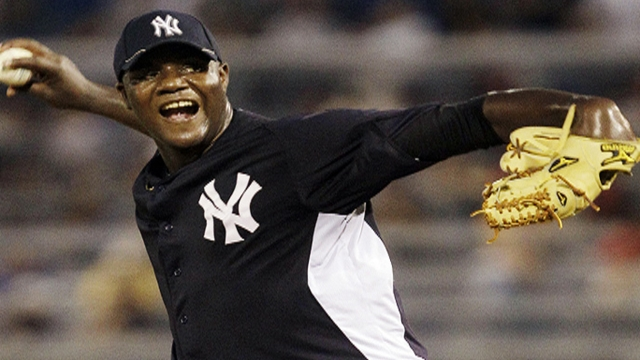 Pineda making strides at Yanks' training complex