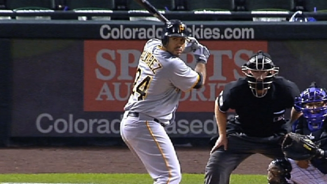 Alvarez goes deep, but Bucs fall to Twins