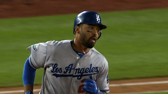 Kemp pleased despite going hitless in spring debut