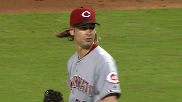 Arroyo makes strong start as Heisey shows power