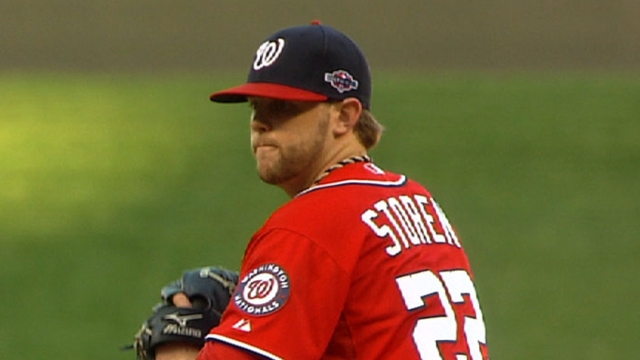 Davey sees Storen think too much, overthrow