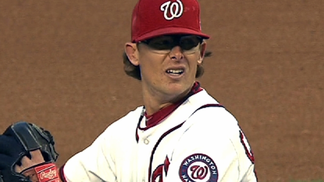 Clippard, Storen share living space and bullpen roles