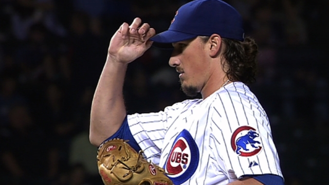 Samardzija feels he's not yet worthy of long-term deal
