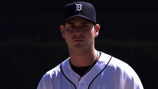 Anibal gets work in against Minor Leaguers