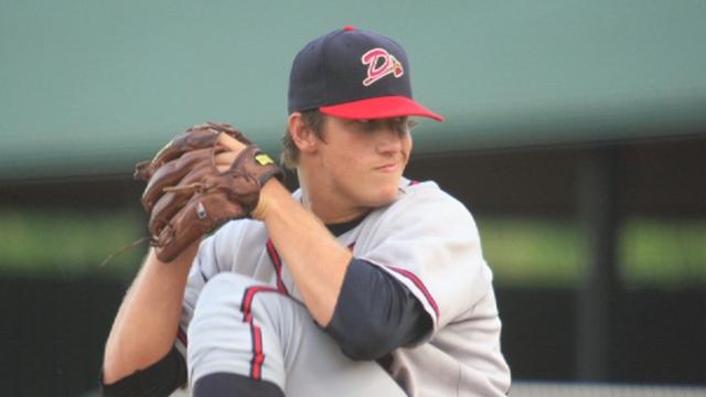 Bullpen work aiding Braves prospect Sims