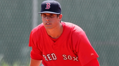 Cecchini headlines Red Sox's AFL roster