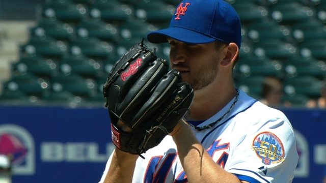 Niese ready to step into role of No. 1 if Mets need him