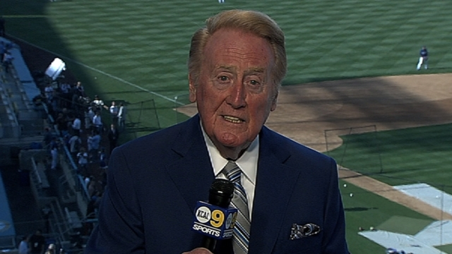 Scully in vintage form entering 64th season