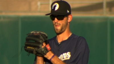 Hellweg earns PCL Pitcher of the Year honors
