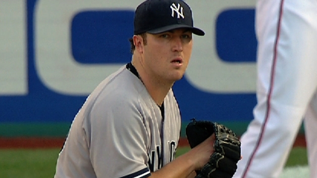 Hughes to join Yankees' rotation in Detroit