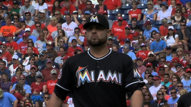 Marlins' projected Opening Day lineup