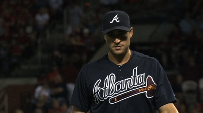 Braves yet to reveal who will lose rotation spot