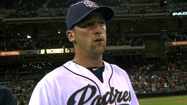 Gregerson shares emotions of playing in Classic