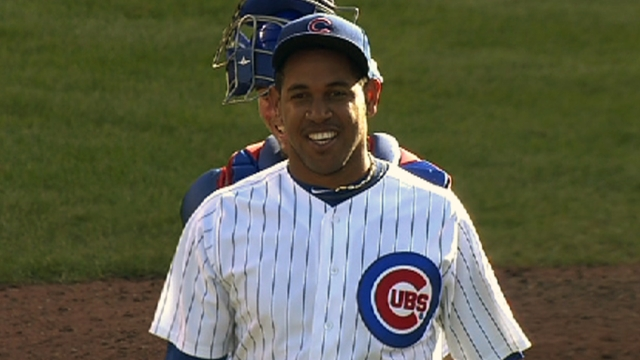 Despite struggles in opener, Marmol remains closer