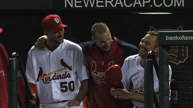 Cardinals boast remarkable depth in rotation