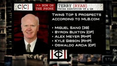 Twins' brain trust weighing September callups