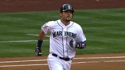 Montero OK after taking bat to head behind plate