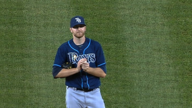 Davis sharp in second Spring Training outing