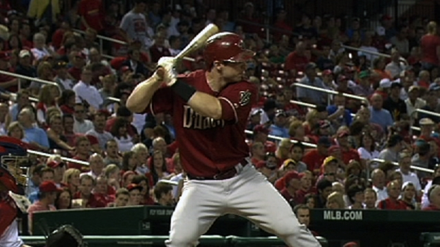 Hill, Goldschmidt pace D-backs in slugfest