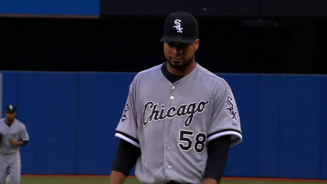Liriano on comeback trail after unlikely arm injury